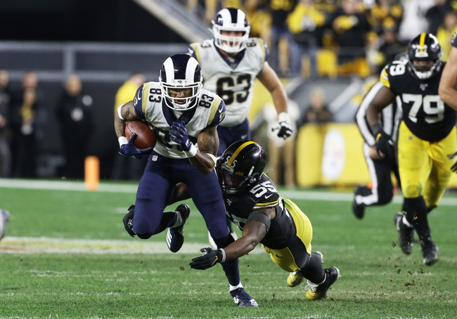 Pittsburgh Steelers vs. Los Angeles Rams - 6/9/20 Madden 20 Sim NFL Pick, Odds, and Prediction