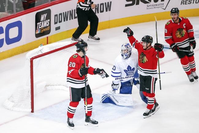 Toronto Maple Leafs vs. Chicago Blackhawks - 1/18/20 NHL Pick, Odds & Prediction