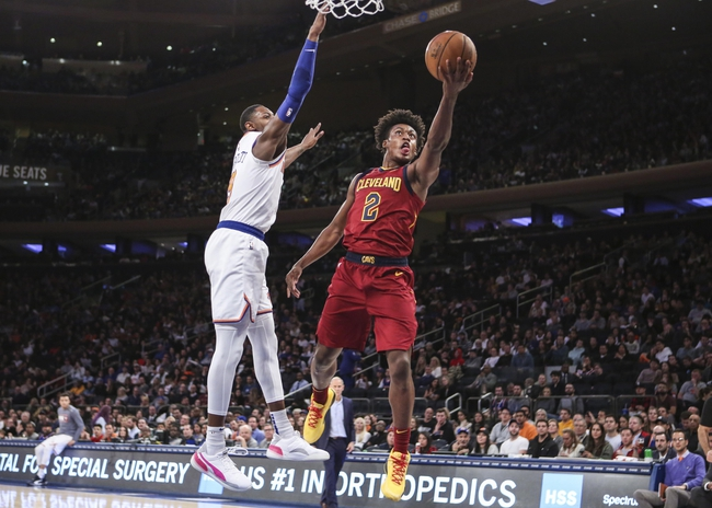 New York Knicks vs. Cleveland Cavaliers - 11/18/19 NBA Pick, Odds, and Prediction