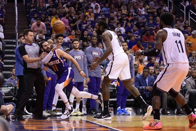 Brooklyn Nets vs. Phoenix Suns - 2/3/20 NBA Pick, Odds, and Prediction