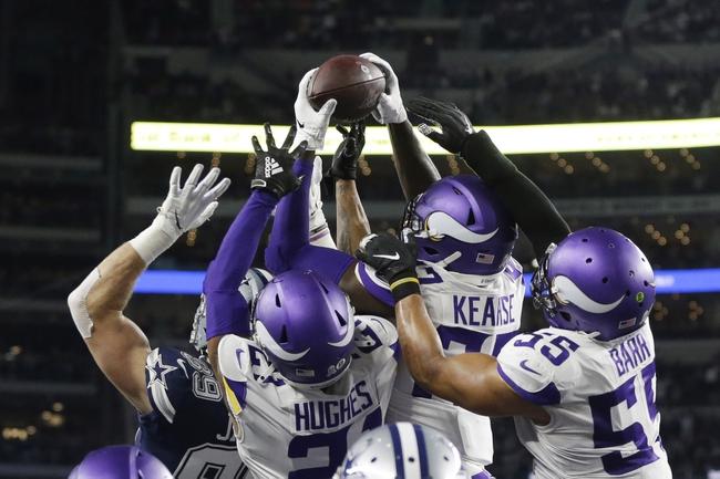 Dallas Cowboys at Minnesota Vikings: 11/22/20 NFL Picks and Prediction