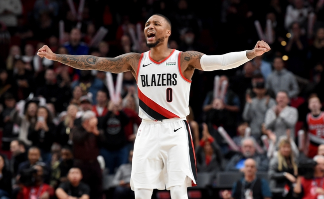 Portland Trail Blazers vs Sacramento Kings - 11/12/19 NBA Pick, Odds, and Prediction