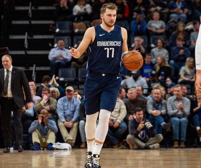 Dallas Mavericks vs. Memphis Grizzlies - 2/5/20 NBA Pick, Odds & Prediction