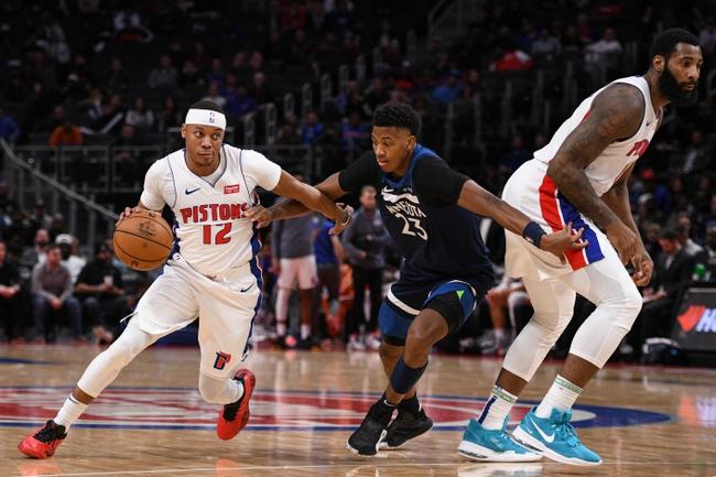 Detroit Pistons vs. Miami Heat-11/12/19 NBA, Odds & Prediction