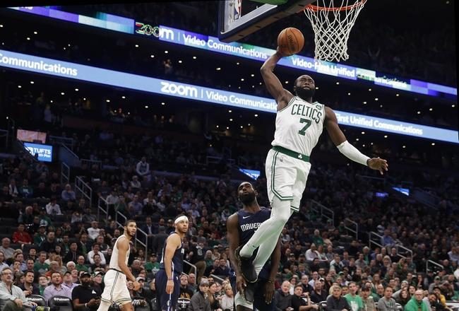Boston Celtics vs. Washington Wizards - 11/13/19 NBA Pick, Odds, and Prediction