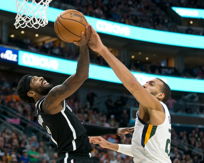 Brooklyn Nets vs. Utah Jazz - 1/14/20 NBA Pick, Odds, and Prediction