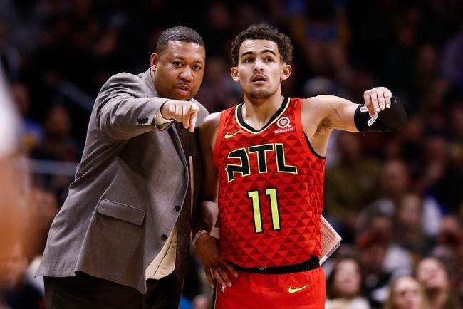 Phoenix Suns vs. Atlanta Hawks - 11/14/19 NBA Pick, Odds, and Prediction
