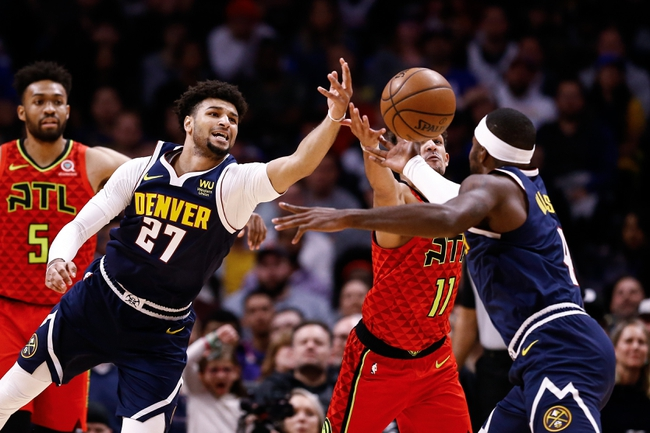 Atlanta Hawks vs. Denver Nuggets - 1/6/20 NBA Pick, Odds, and Prediction