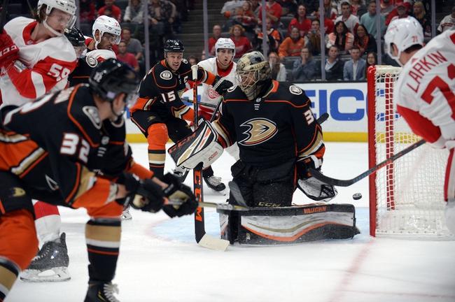 Anaheim Ducks vs. San Jose Sharks - 11/14/19 NHL Pick, Odds, and Prediction