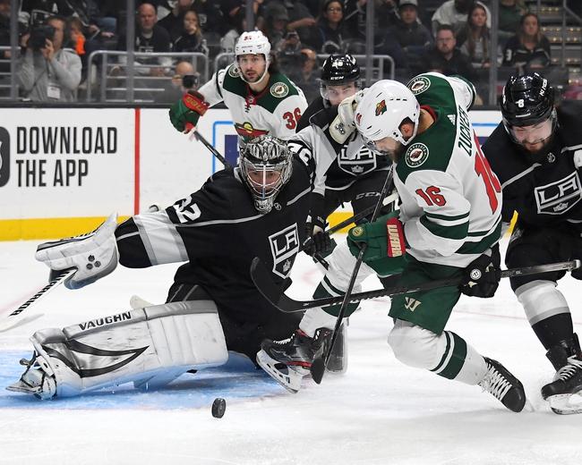 Los Angeles Kings vs. Minnesota Wild - 3/7/20 NHL Pick, Odds, and Prediction