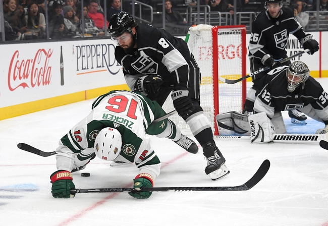 Los Angeles Kings vs. Minnesota Wild - 3/7/20 NHL Pick, Odds, and Prediction