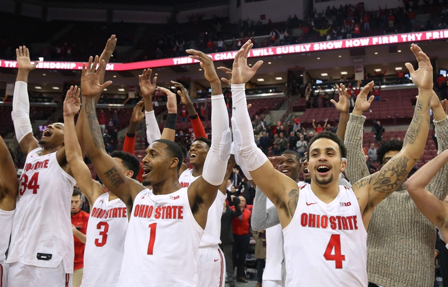 Ohio State vs. IPFW - 11/22/19 College Basketball Pick, Odds, and Prediction