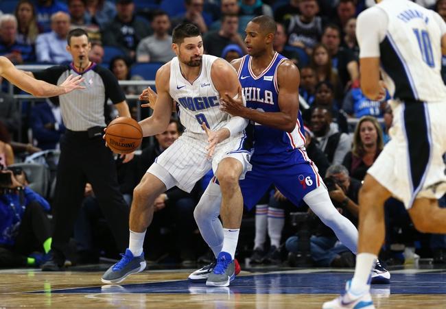 Orlando Magic vs. Philadelphia 76ers - 12/27/19 NBA Pick, Odds, and Prediction