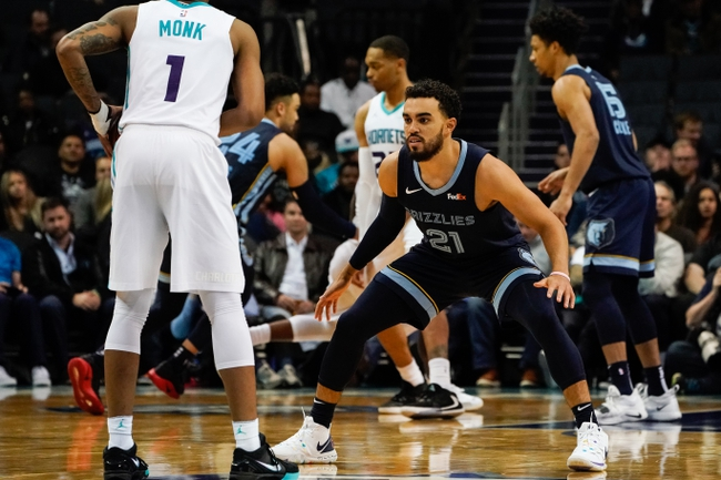Memphis Grizzlies vs. Charlotte Hornets - 12/29/19 NBA Pick, Odds & Prediction