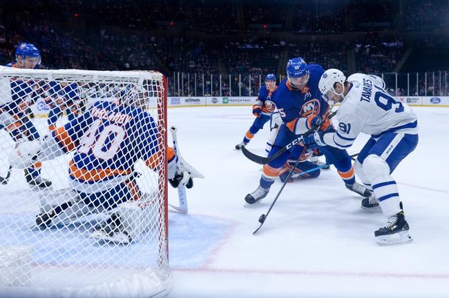 Toronto Maple Leafs vs. New York Islanders - 1/4/20 NHL Pick, Odds & Prediction