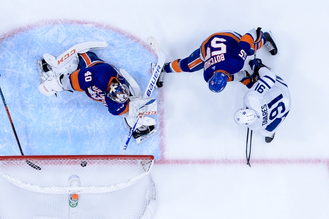 Toronto Maple Leafs vs. New York Islanders - 1/4/20 NHL Pick, Odds, and Prediction