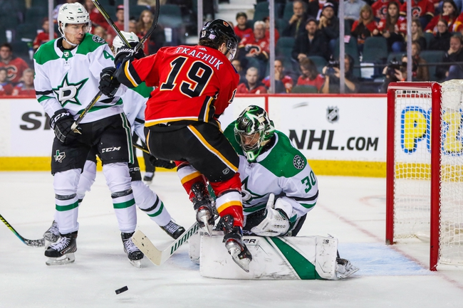 Dallas Stars vs. Calgary Flames - 12/22/19 NHL Pick, Odds, and Prediction