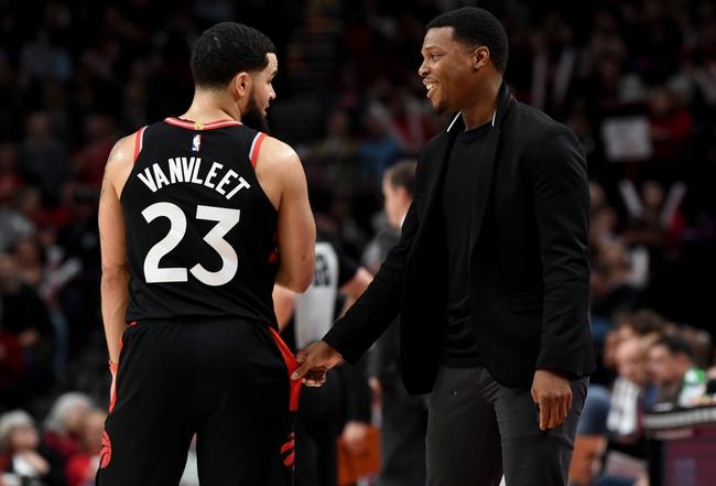 Toronto Raptors vs. Portland Trail Blazers - 1/7/20 NBA Pick, Odds, and Prediction