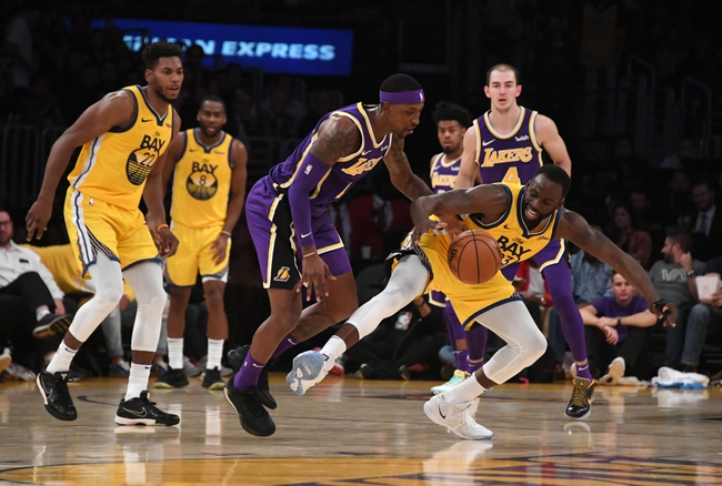 Golden State Warriors vs. Los Angeles Lakers - 2/8/20 NBA Pick, Odds, and Prediction