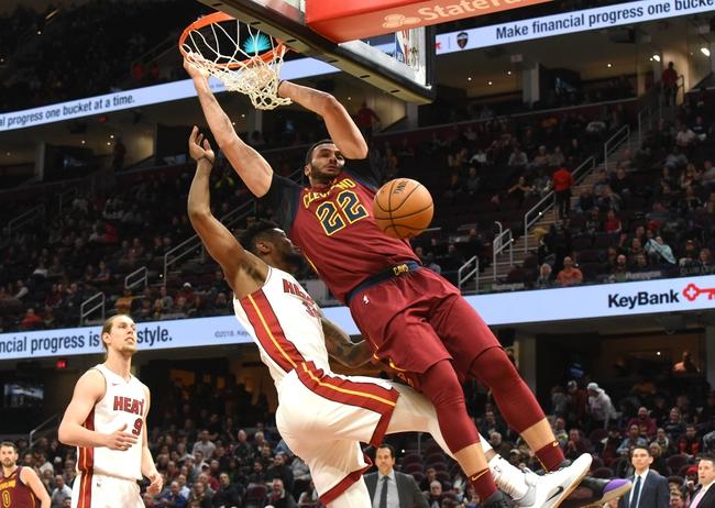 Cleveland Cavaliers vs. Philadelphia 76ers - 11/17/19 NBA Pick, Odds, and Prediction