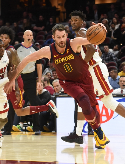 Miami Heat vs. Cleveland Cavaliers - 11/20/19 NBA Pick, Odds, and Prediction