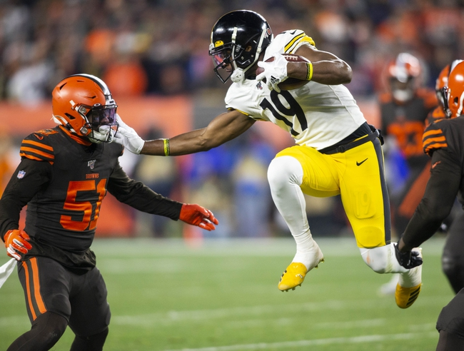 Pittsburgh Steelers vs. San Francisco 49ers - 6/13/20 Madden 20 Sim NFL Pick, Odds, and Prediction
