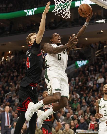 Chicago Bulls vs. Milwaukee Bucks - 11/18/19 NBA Pick, Odds, and Prediction