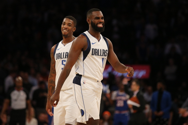 Dallas Mavericks vs. Toronto Raptors - 11/16/19 NBA Pick, Odds, and Prediction