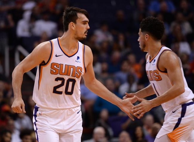 Atlanta Hawks vs. Phoenix Suns - 1/14/20 NBA Pick, Odds, and Prediction