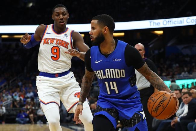 New York Knicks vs. Orlando Magic - 2/6/20 NBA Pick, Odds & Prediction