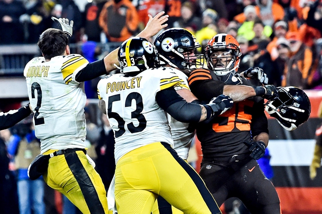 Pittsburgh Steelers vs. Cleveland Browns - 12/1/19 NFL Pick, Odds, and Prediction