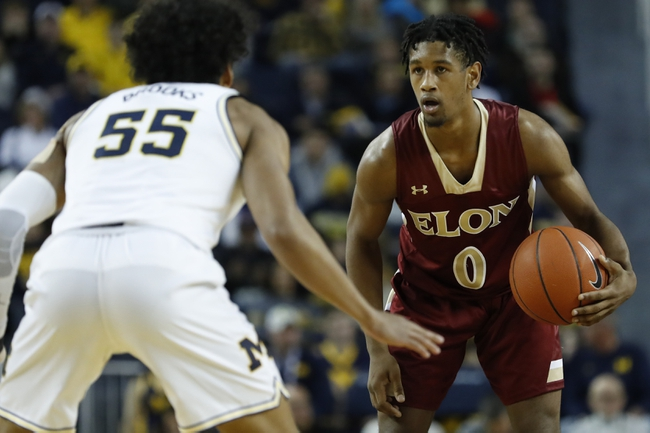 Towson vs. Elon - 2/22/20 College Basketball Pick, Odds, and Prediction