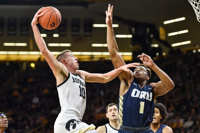 Oral Roberts vs. South Dakota - 2/15/20 College Basketball Pick, Odds, and Prediction