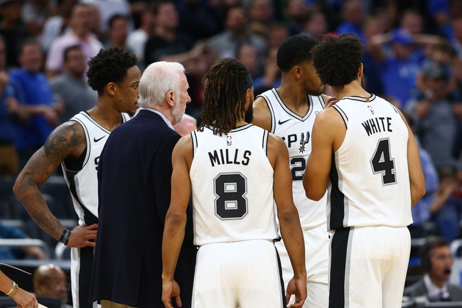 San Antonio Spurs vs. Orlando Magic - 2/29/20 NBA Pick, Odds, and Prediction