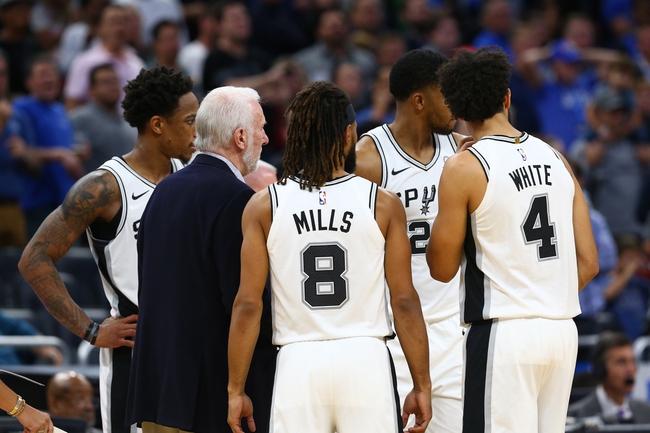 San Antonio Spurs vs. Orlando Magic - 2/29/20 NBA Pick, Odds, and Prediction