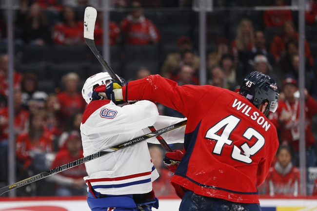 Montreal Canadiens vs. Washington Capitals - 1/27/20 NHL Pick, Odds & Prediction
