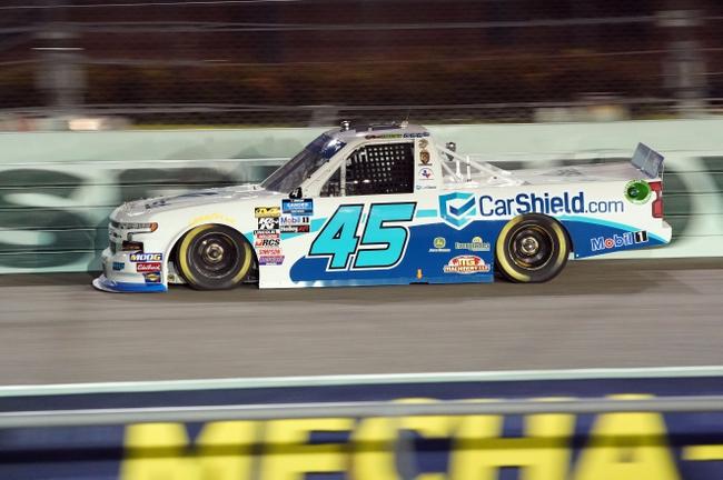 NASCAR Truck Series UNOH 200 Head to Head Match Up