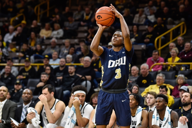 Oral Roberts vs. South Dakota State - 1/29/20 College Basketball Pick, Odds, and Prediction