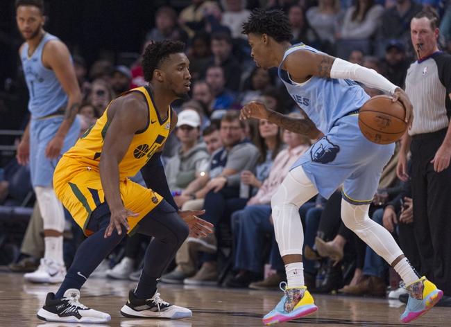 Utah Jazz vs. Minnesota Timberwolves - 11/18/19 NBA Pick, Odds, and Prediction