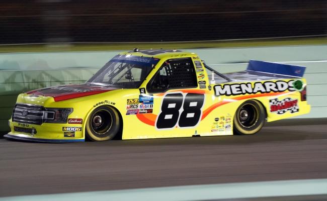 NASCAR Hall of Fame 200- 10/30/20 Nascar Truck Series Picks, Odds, and Prediction