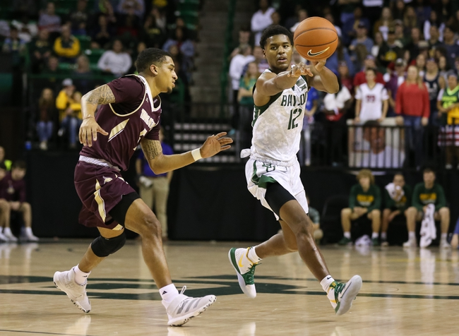 Baylor vs. Maryland-Eastern Shore - 12/3/19 College Basketball Pick, Odds, and Prediction