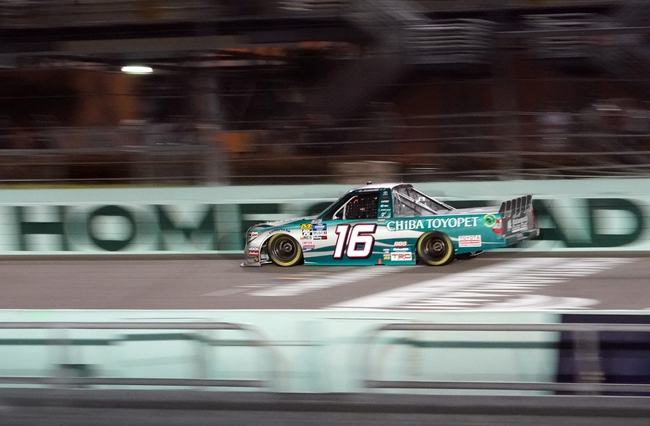 Jeter' NASCAR Truck Series Championship Head to Head Matchup