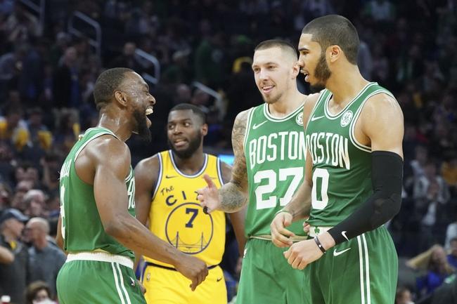 Boston Celtics vs. Golden State Warriors - 1/30/20 NBA Pick, Odds, and Prediction