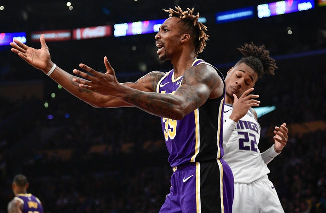 Sacramento Kings vs. Los Angeles Lakers - 2/1/20 NBA Pick, Odds & Prediction