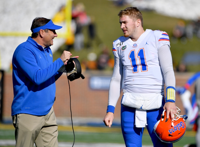 Florida 2020 Win Total - College Football Pick and Prediction