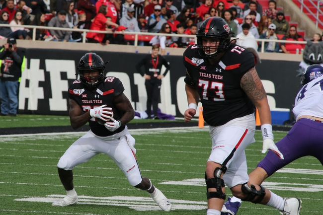 Texas Tech vs. Kansas State - 11/23/19 College Football Pick, Odds, and Prediction