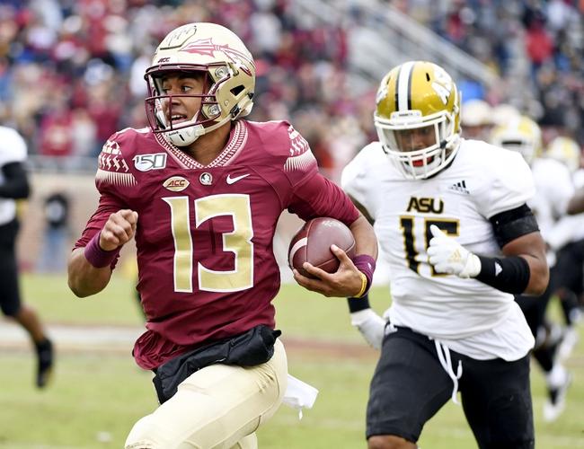 Duke at Florida State: 12/12/20 College Football Picks and Prediction