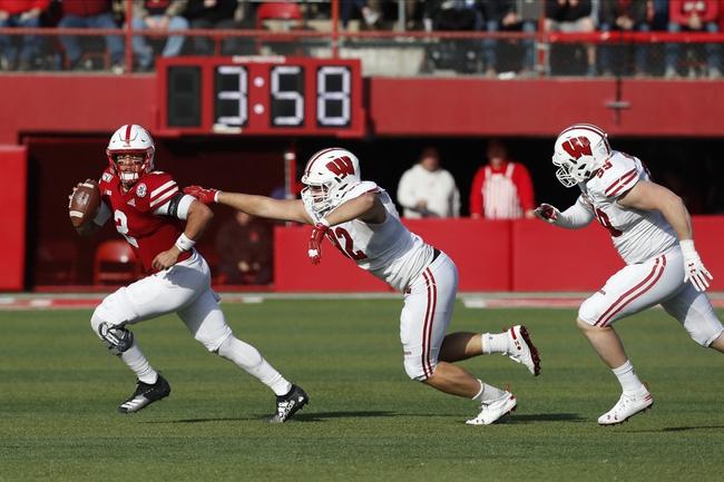 Nebraska Cornhuskers vs. Iowa Hawkeyes  - 11/29/19 College Football Pick, Odds, and Prediction