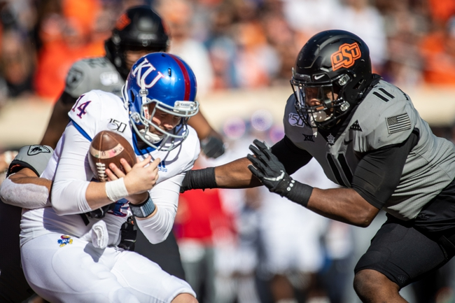 Oklahoma State vs. Tulsa - 9/19/20 College Football Pick, Odds, and Prediction