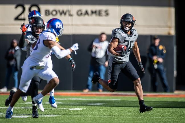 West Virginia vs Oklahoma State 11/23/19 - College Football Pick, Odds & Prediction